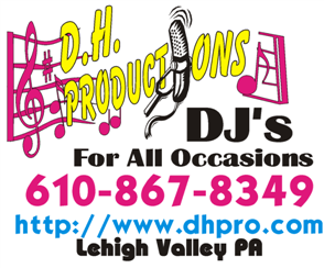D.H. Productions DJ For All Occasions