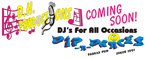 D.H. Productions Dip-N-Dance ™ & Pool Parties